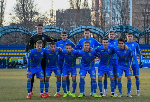 U-21. Украина - Эстония. Текстовая трансляция матча