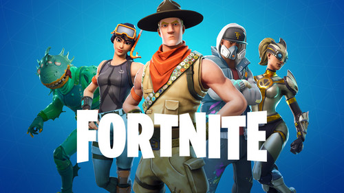 В Fortnite играет 250 млн игроков