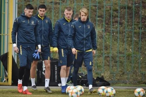 Где смотреть онлайн матч отбора на Евро-2020 Португалия — Украина
