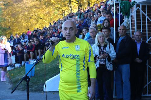 Олег СОБУЦКИЙ: «Футбол всегда был больше чем хобби»