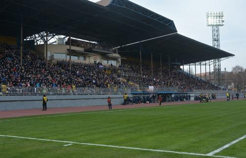 Стадион имени В.Бойко в Мариуполе передан на баланс города
