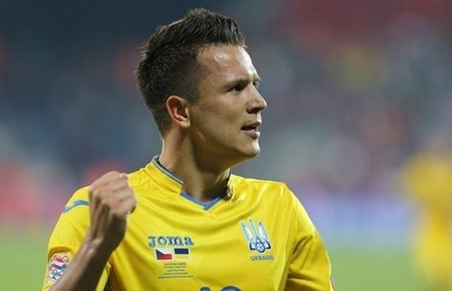 КОНОПЛЯНКА: «Обещаю, что сборная Украины будет стараться»