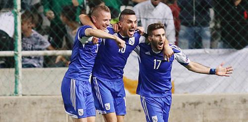 Кипр - Сан-Марино - 5:0. Видео голов и обзор матча
