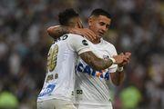 Дерлис Гонсалес отдал голевую передачу в матче против Параны