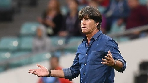 Лев повторил рекорд по числу матчей в роли наставника сборной Германии