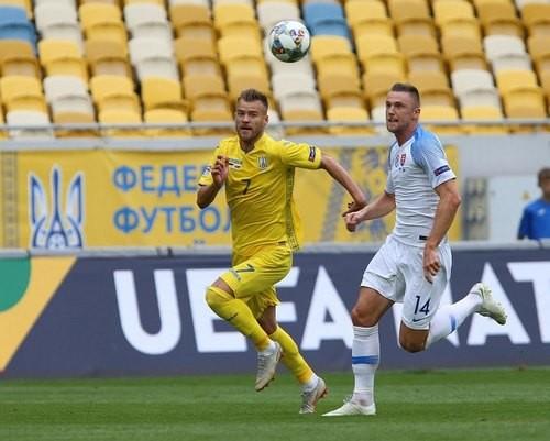 Андрей ЯРМОЛЕНКО: «С победой, Украина!»