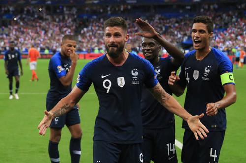 Франция - Нидерланды - 2:1. Видео голов и обзор матча