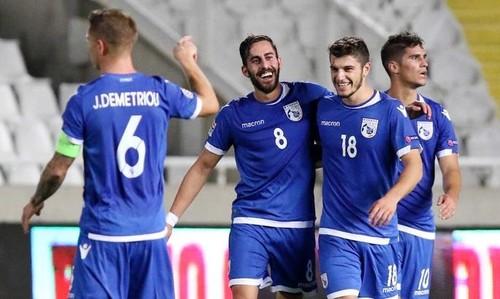 Кипр - Словения - 2:1. Видео голов и обзор матча