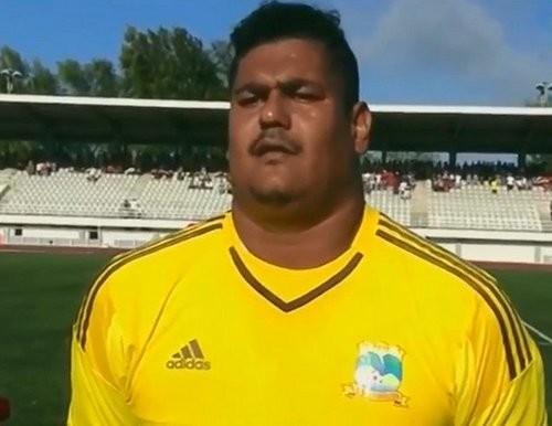 ВИДЕО ДНЯ. Вратарь сборной Сейшельских островов стал интернет-мемом