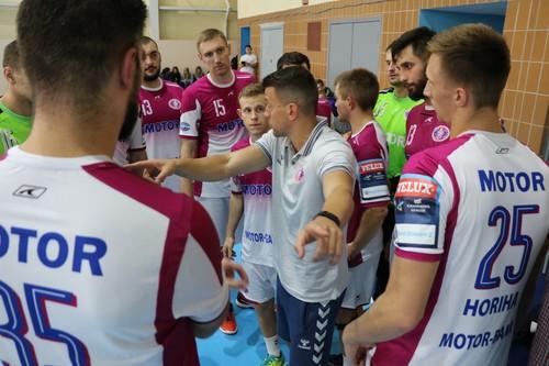 Тренер Мотора: «Нельзя бояться ПСЖ»