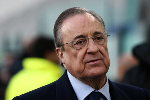 Президент Реала видит в Надале своего преемника