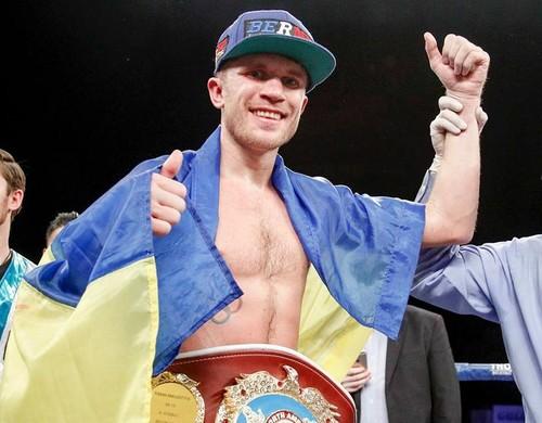 Тарас Шелестюк вызвал на бой чемпиона WBC