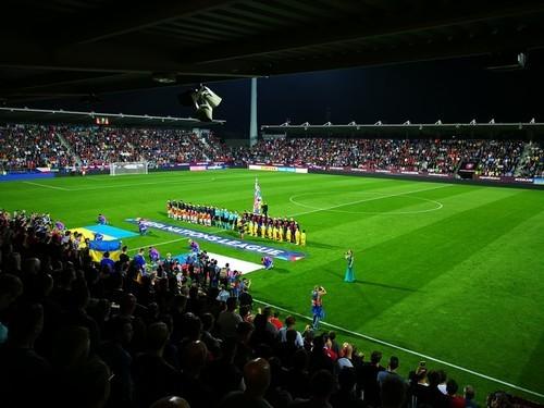 УЕФА открыл дисциплинарное дело на Украину и Чехию