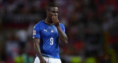 Манчини исключил Балотелли из состава сборной Италии