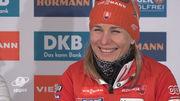 Кузьмина завоевала малый Хрустальный глобус в зачете спринтов