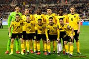 ВИДЕО. Ошибка Куртуа стоила сборной Бельгии гола