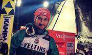 Айзенбихлер одержал первую победу в Кубке мира