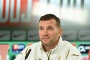 Шевченко назвал имена топ-5 игроков в истории футбола