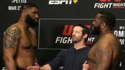 UFC. Кертис Блейдс – Джастин Уиллис. Прогноз и анонс на бой