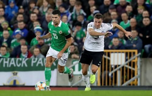 Северная Ирландия - Эстония - 2:0. Видео голов и обзор матча