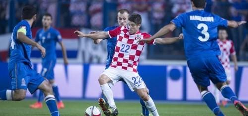 Хорватия - Азербайджан - 2:1. Видео голов и обзор матча
