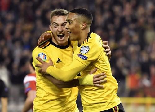 Бельгия - Россия - 3:1. Видео голов и обзор матча