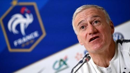 Дидье ДЕШАМ: «Однажды Зидан возглавит сборную Франции»