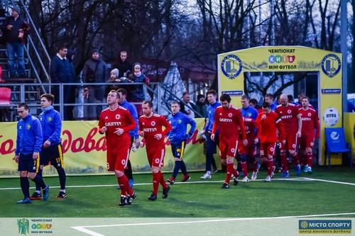 10 тур чемпионата Киева по мини-футболу: Гидропарк ждет в гости