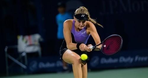 Как Даяна Ястремская уступила во втором раунде Miami Open