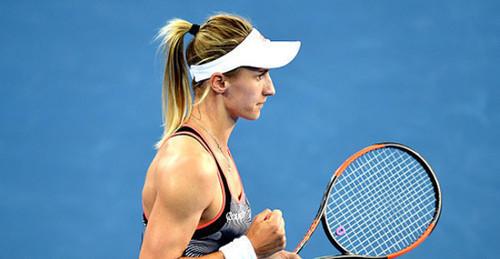 Леся ЦУРЕНКО: «Женский теннис сейчас на очень высоком уровне»