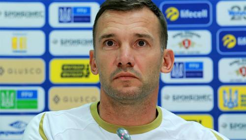 Андрей ШЕВЧЕНКО: «Пёнтек – мой наследник в Милане»