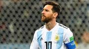 Месси получил травму в сборной Аргентины