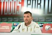 Андрей ШЕВЧЕНКО: «Смотря на игру Роналду, никогда не дашь ему 34 года»