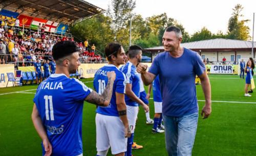 Киев может получить право проведения чемпионата мира по мини-футболу