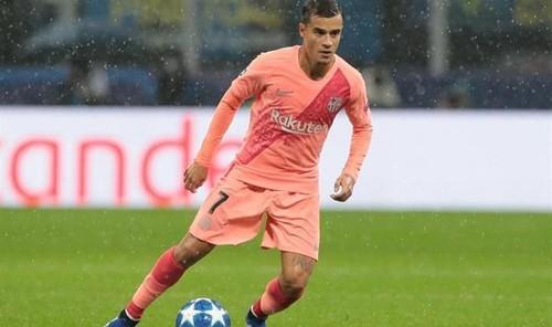 Барселона собирается продать Фелиппе Коутиньо