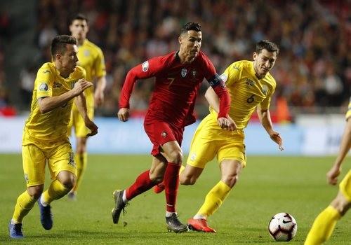 Шевченко привез в Португалию сильную команду