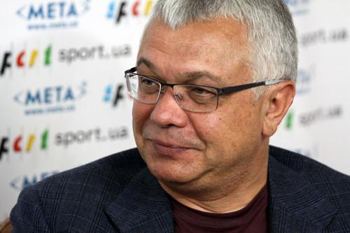 Юрий САПРОНОВ: «На сборную Украины тратил 1 млн долларов в год»