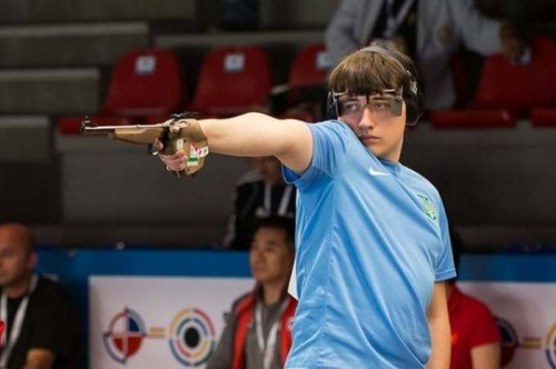 Украинец Павел Коростылев стал чемпионом Европы по стрельбе