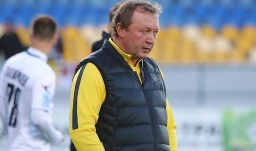 Владимир ШАРАН: «Цель Александрии - бронзовые медали»