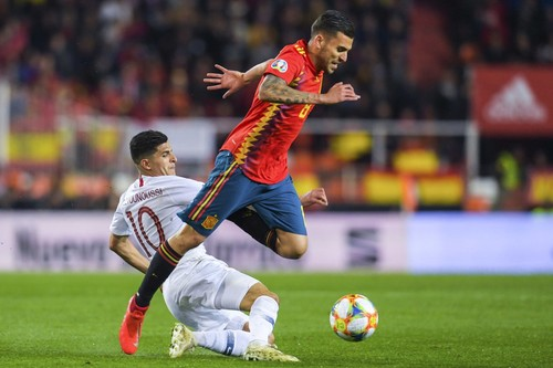Сборная Испании в Валенсии обыграла норвежцев