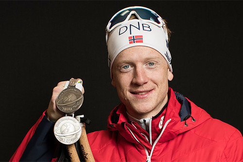 Йоханнес БЁ: «Большая честь творить историю своего вида спорта»