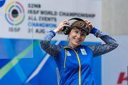 Украина завоевала серебро чемпионата Европы по стрельбе