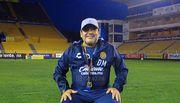 Диего МАРАДОНА: «Игра сборной Аргентины – это фильм ужасов»
