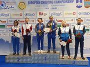 Костевич и Омельчук – чемпионы Европы по стрельбе