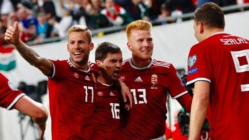 Группа E. Хорватия проиграла Венгрии, Уэльс сильнее Словакии