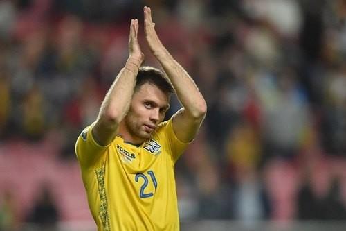 Где смотреть онлайн матч отбора на Евро-2020 Люксембург — Украина
