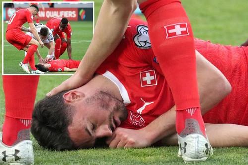Игрок сборной Грузии спас жизнь швейцарскому футболисту