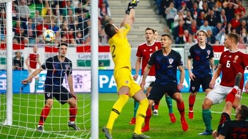 Венгрия — Хорватия — 2:1. Видео голов и обзор матча
