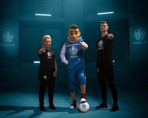 УЕФА представил маскота Евро-2020