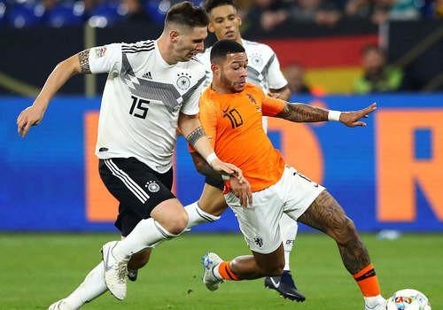 Германия в драматичном матче обыграла голландцев